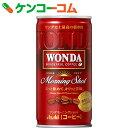 ワンダ モーニングショット朝専用 185g×30本[ワンダ 缶コーヒー]【送料無料】