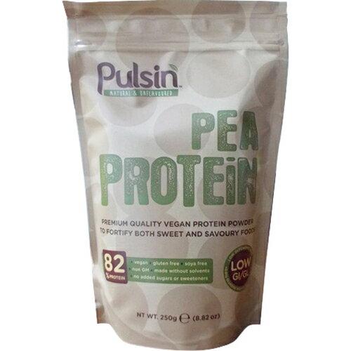 パルサン プロテイン パウダー エンドウ豆 250g[パルサン プロテイン パウダータイプ 500g未満]【送料無料】