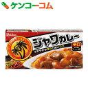ハウス食品 ジャワカレー辛口 185g[ジャワカレー カレールウ(辛口)]【あす楽対応】
