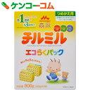 森永 チルミル エコらくパック つめかえ用 800g(400g×2袋)[チルミル フォローアップミルク(粉末)]