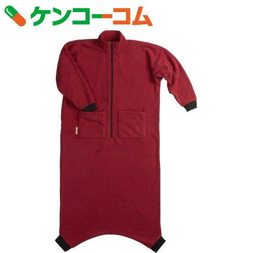 【訳あり】寝袋タイプのルームウェア ペンギンちゃん エンジ S【送料無料】