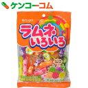 ラムネいろいろ 102g×12袋[春日井(カスガイ) ラムネ]【送料無料】