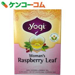 YOGI TEA ウーマンズラズベリーリーフ 16袋[YOGI TEA(ヨギティー) ラズベリーリーフティー(ラズベリーリーフ茶)]