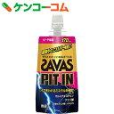 ザバス ピットインエネルギージェル ピーチ風味×8個[ザバス(SAVAS) ゼリー飲料(スポーツ)]【あす楽対応】