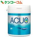 ロッテ ACUO クリアブルーミント ファミリーボトル 140g[ACUO(アクオ) ボトルガム(ボックスガム)]