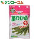 カンロ 茎わかめ 梅味 21g×6個[KANRO(カンロ) 茎わかめ・海藻菓子]