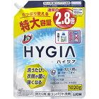 トップ HYGIA(ハイジア) つめかえ用特大 1020g