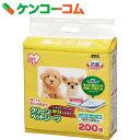 アイリスオーヤマ クリーンペットシーツ レギュラーハーフサイズ NS-200RH 200枚[アイリスオーヤマ ペットシート(犬用)]