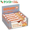 SOYJOY(ソイジョイ) オレンジ葉酸プラス 30g×12本[SOYJOY(ソイジョイ) バランス栄養食品]