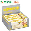SOYJOY(ソイジョイ) バナナCaプラス 30g×12本[SOYJOY(ソイジョイ) バランス栄養食品]【soi01sma】