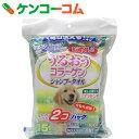 ハッピーペット シャンプータオル 中・大型犬 15枚×2個[ハッピーペット シャンプータオル(犬用)]