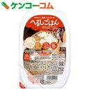 サラヤ 低GI米 へるしごはん炊飯 150g×12個[サラヤ 低GI値食品]【あす楽対応】【送料無料】