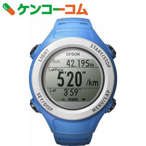 エプソン Wristable GPS カリビアンブルー SF-110C[エプソン(EPSON) ランニングウォッチ]【送料無料】 エプソン Wristable GPS カリビアンブルー SF-110C/エプソン(EPSON)/ランニングウォッチ/送料無料