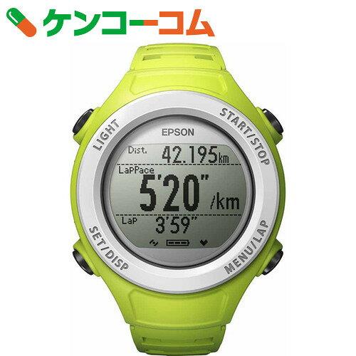 エプソン Wristable GPS グリーン SF-110G[エプソン(EPSON) ランニングウォッチ]【対応】【送料無料】 エプソン Wristable GPS グリーン SF-110G/エプソン(EPSON)/ランニングウォッチ/送料無料