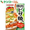 カゴメ 豚肉ピザ焼 100g[カゴメ トマトソース]【あす楽対応】