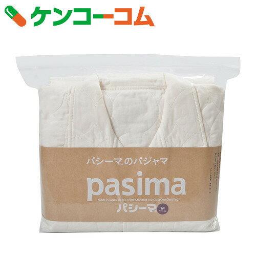 パシーマ パジャマ M きなり[パシーマ パジャマ ガーゼパジャマ]【送料無料】