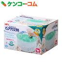 ピュアクリスタル 全猫用 ガーリー グリーン[給水器・ウォーターボトル(猫用)]【送料無料】