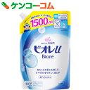 ビオレu フレッシュフローラルの香り つめかえ用 特大サイズ 1500ml[ビオレu(ビオレユー) ボディソープ 弱酸性]【kao1610T】