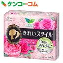 ロリエ きれいスタイル ロマンティックローズの香り 72コ入[ロリエ おりものシート(パンティライナー)]【あす楽対応】