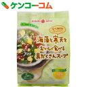 海藻と寒天をおいしく食べる具だくさんスープ 5食入[ひかり味噌 寒天入りスープ]