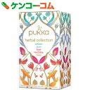 パッカハーブス 有機ハーブティーセレクションボックス 20袋[PUKKA HERBS(パッカハーブス) お茶(有機JAS)]