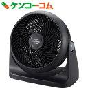 ツインバード サーキュレーター ブラック KJ-D781B[TWINBIRD(ツインバード) リビング扇風機]【あす楽対応】【送料無料】