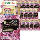 【ケース販売】香りつづくトップ アロマプラス 華やかなピンクローズの香り つめかえ用 320g×24個