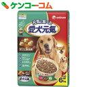 愛犬元気 ささみ・ビーフ・緑黄色野菜入り 6.0kg[愛犬元気 ドッグフード(成犬・アダルト用)]