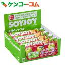 SOYJOY(ソイジョイ) 2種のアップル 30g×12本【syj】...