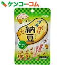 カンロ プチポリ納豆 わさび味 18g×6個[KANRO(カンロ) 乾燥納豆(フリーズドライ納豆)]
