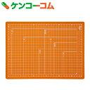 ナカバヤシ 折りたたみカッティングマット A4サイズ オレンジ CTMO-A4OR[ナカバヤシ カッティングマット(カッターマット)・カッティング用シート]