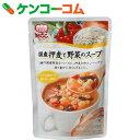 MCC 朝のスープシリーズ 国産押麦と野菜のスープ 160g