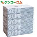スコッティ ティッシュ 200組×5箱パック[スコッティ ボックスティッシュ]【7_k】【rank】【by05】