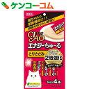 チャオ エナジーちゅーる とりささみ 14g×4本[CIAO(チャオ) 栄養補給(猫用)]