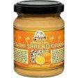 ハイトロー セサミスプレッド オレンジ 140g[ハイトロー 白ごまペースト]【あす楽対応】