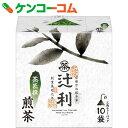 辻利 茶匠撰 煎茶 10袋[辻利 煎茶]