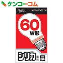 オーム電機 シリカ電球 60W形 口金E26 LW100V57W55/1P[オーム電機 電球]【あす楽対応】
