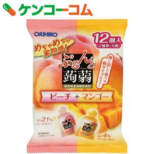 オリヒロ ぷるんと マンゴー こんにゃく