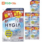 【ケース販売】トップ HYGIA(ハイジア) つめかえ用 超特大 1300g×6個