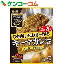 フライパンキッチン ひき肉と玉ねぎで作るキーマカレーの素 辛味レベル3 60g[S&B(エスビー)カレーペースト]【あす楽対応】