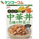 グリコ 菜彩亭 中華丼 140g[グリコ 菜彩亭どんぶり(レトルト)]
