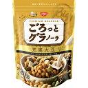 日清シスコ ごろっとグラノーラ 充実大豆 きなこ仕立て 500g[日清シスコ グラノーラ・クランチ]【あす楽対応】
