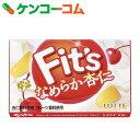 ロッテ フィッツ なめらか杏仁 12枚×10個[Fit's(フィッツ) ガム]【あす楽対応】