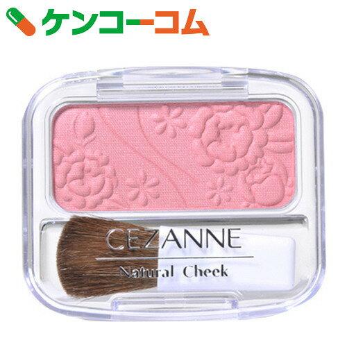 セザンヌ(CEZANNE) ナチュラル チークN13 ローズ系ピンク[CEZANNE(セザンヌ) パウダーチーク]
