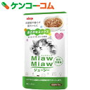 MiawMiaw ジューシー おさかなミックス 70g×12個入り[MiawMiaw(ミャウミャウ) レトルト・パウチ ウエットフード食]