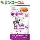 MiawMiaw ジューシー 香るおかか 70g×12個入り[MiawMiaw(ミャウミャウ) レトルト・パウチ ウエットフード食]