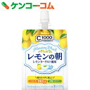 C1000 レモンの朝 180g×6個[C1000 ゼリー飲料(エネルギー補給)]