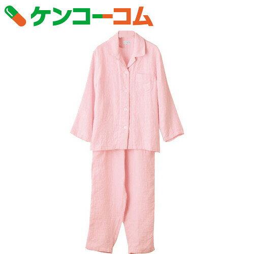 マシュマロガーゼ レディスパジャマ ピンク RP15682M-P[UCHINO(内野) ガーゼパジャマ]【送料無料】