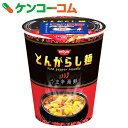 日清のとんがらし麺 うま辛海鮮 64g×12個[日清のとんがらし麺 カップラーメン]