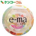 UHAピピン e-maのど飴 カラフルフルーツチェンジ 33g×6個[e-ma(イーマ)のど飴(のどあめ)]